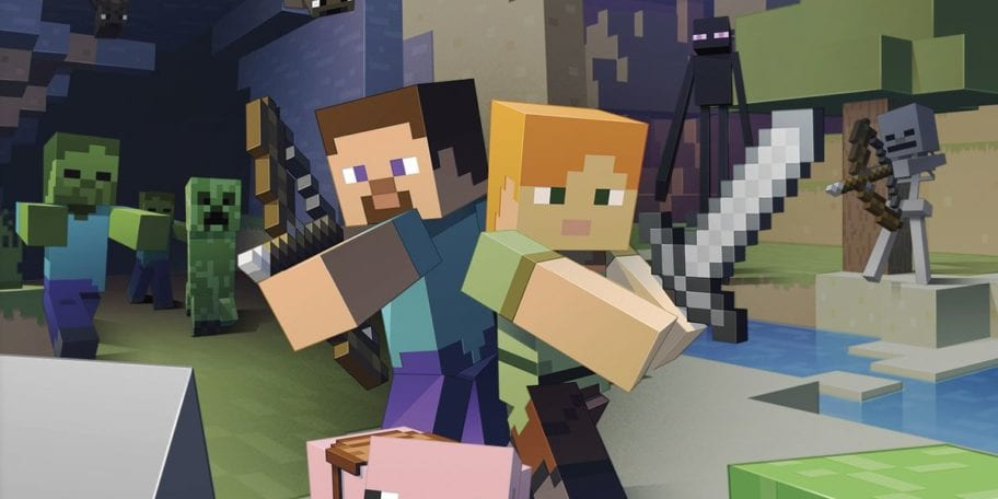 Minecraft On Playstation 4 Finally Gets Cross Play