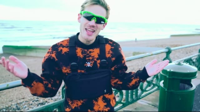 Fans To Take To The Skies With 'Thank You PewDiePie' Banner In Honour Of YouTuber
