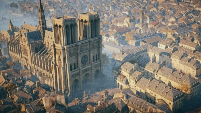 Assassin's Creed Unity Receives Thousands of Positive Reviews Following Notre Dame Pledge