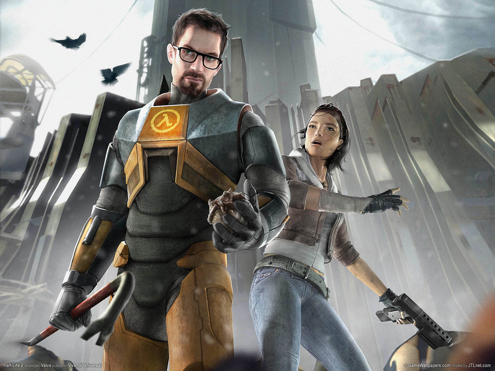 Insider Claims Valve Is Working On Two New Half-Life Games