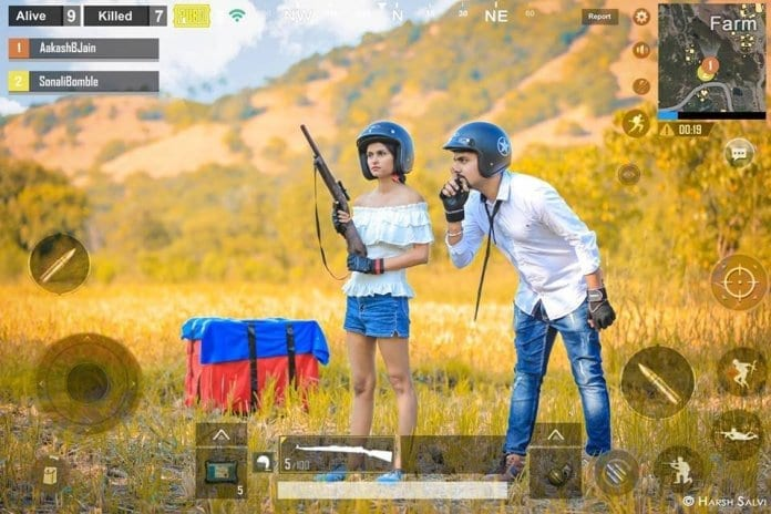 This PUBG-Themed Wedding Shoot Is Couple Goals