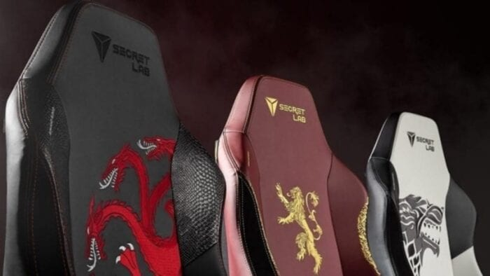 These Game Of Thrones Gaming Chairs Are Much Better Than