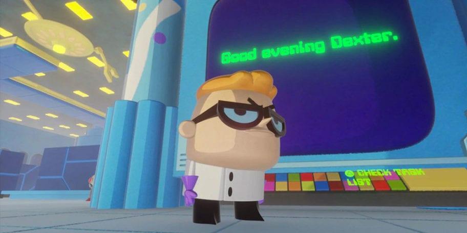 Dexter's Lab Game