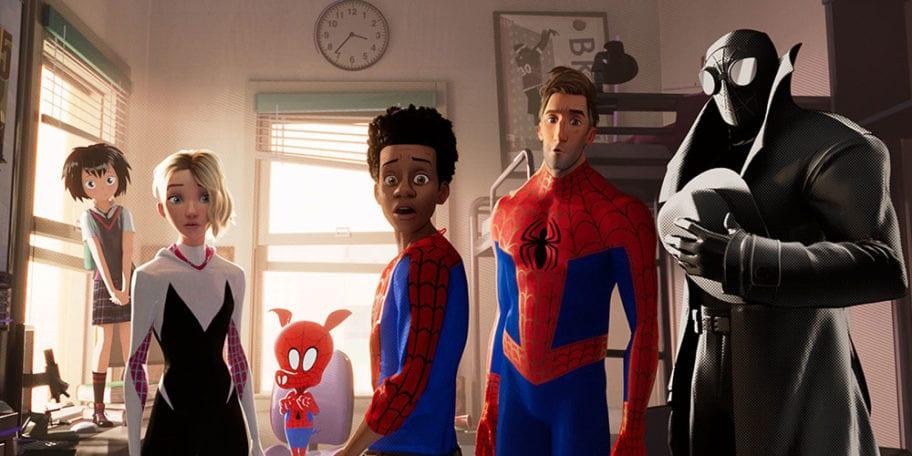 Spider-Man- Into the Spider-Verse Netflix