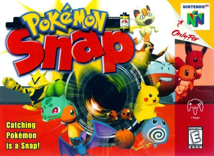 original pokemon snap