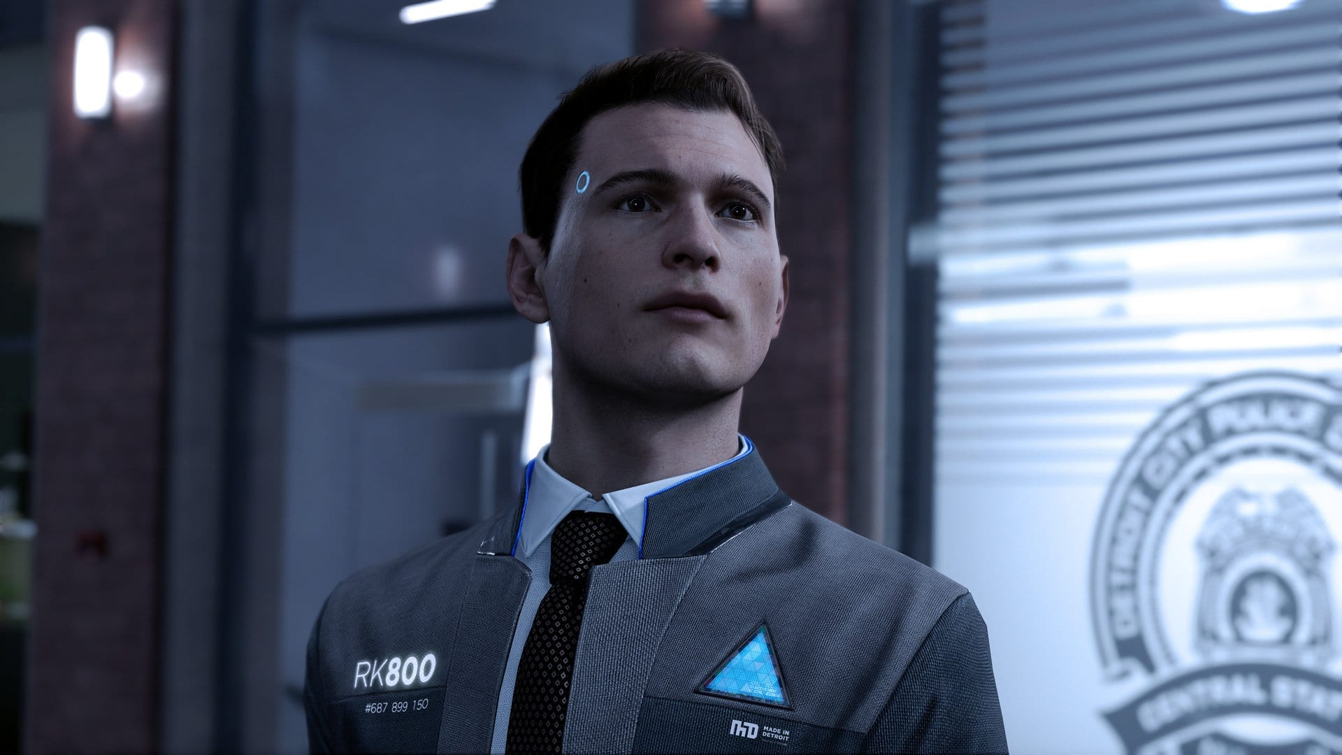 Detroit Become Human S Connor Reveals Which Ending Is Canon