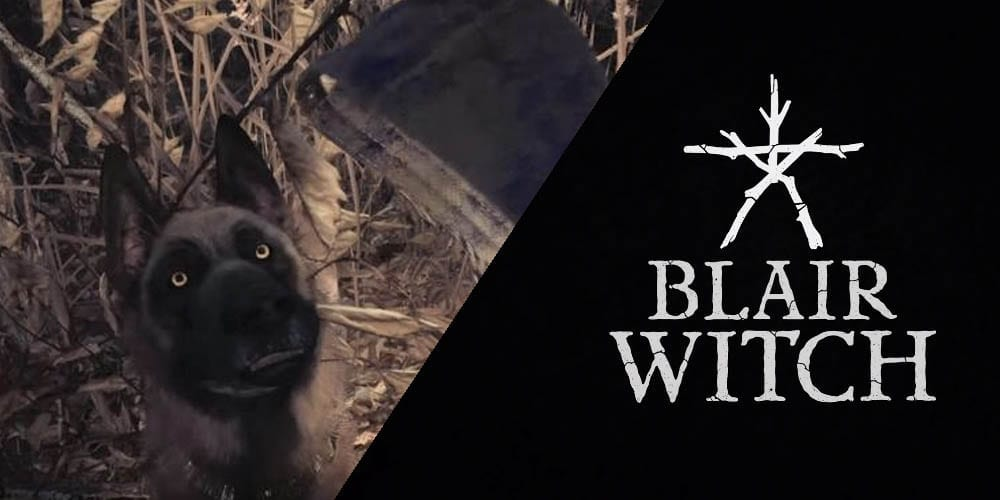 You Can Officially Pet The Dog In The New Blair Witch Game