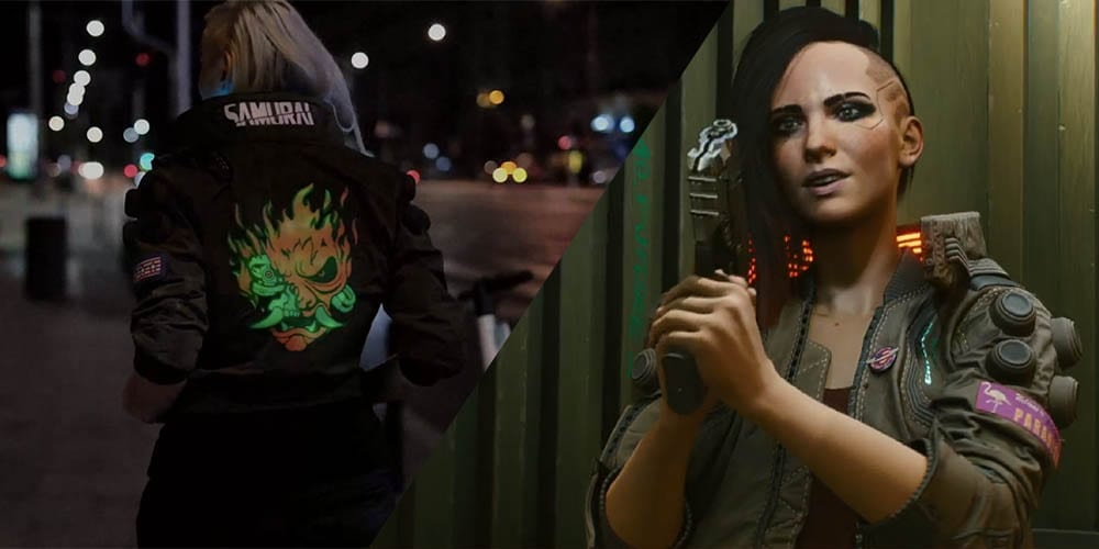 Fan Makes Jacket From Cyberpunk 2077 And It's Insane