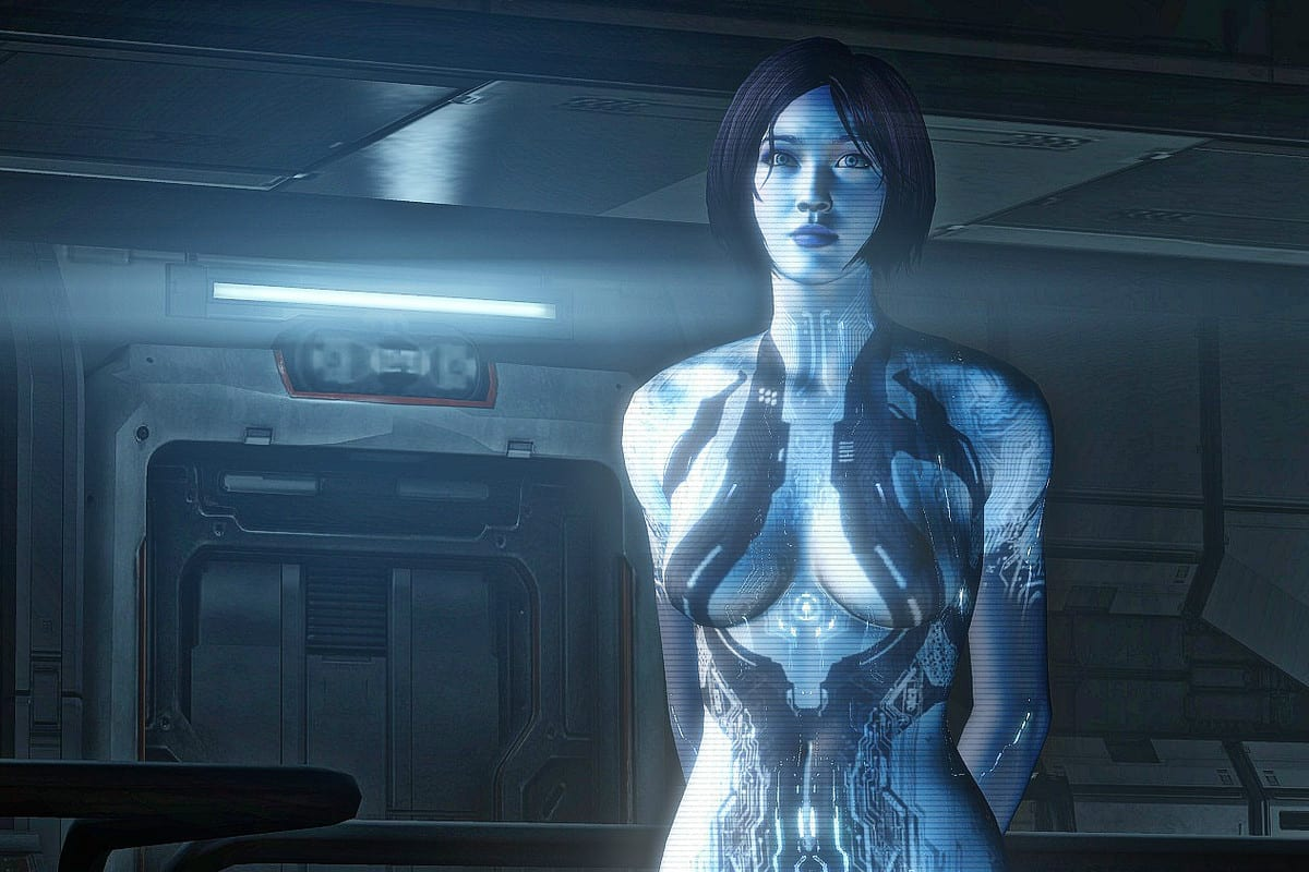 The Live-Action Halo TV Series Has Cast Its Cortana