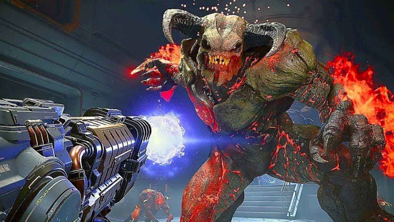Doom Eternal's Single-Player Campaign Takes Over 20 Hours To Complete