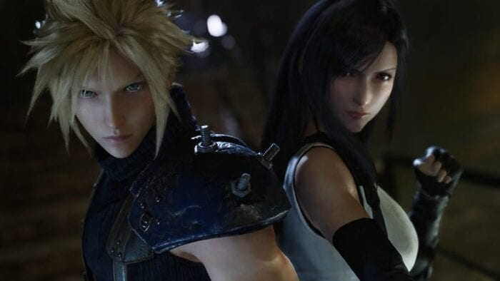 image from final fantasy 7 remake