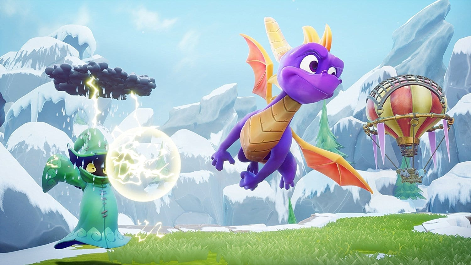 Spyro The Dragon 4 Seemingly Teased By Activision