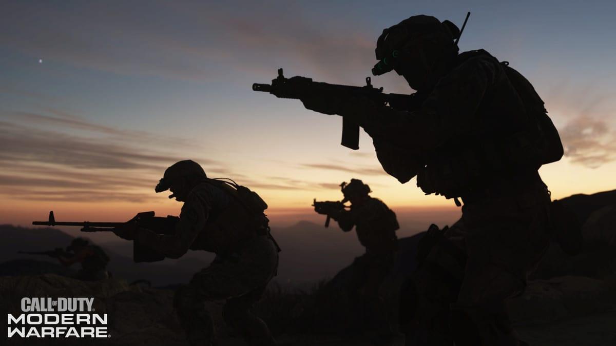 38 Multiplayer Maps Found In Call Of Duty Modern Warfare