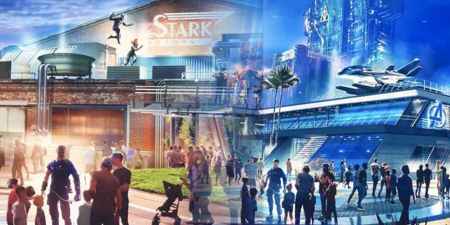 Disney's Marvel Theme Park Looks Absolutely Insane