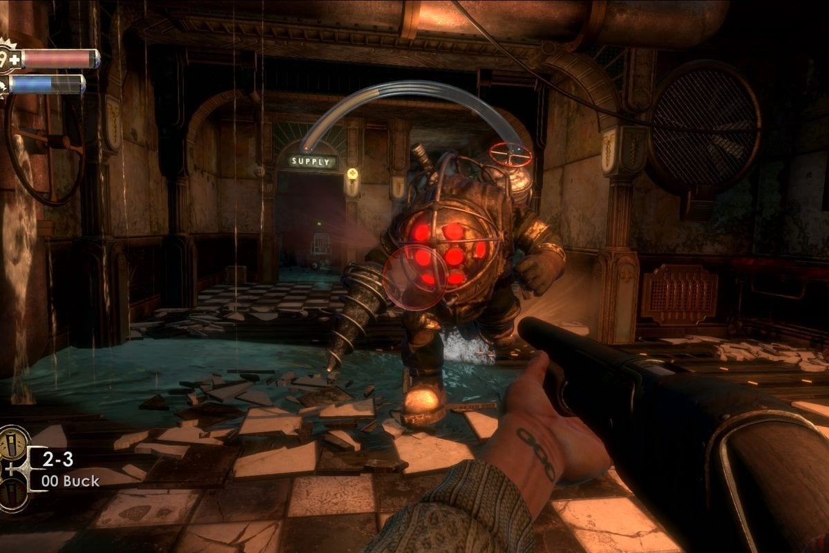 Bioshock 4 Might Have Fallout-Style Dialogue & Open-Ended Level Design
