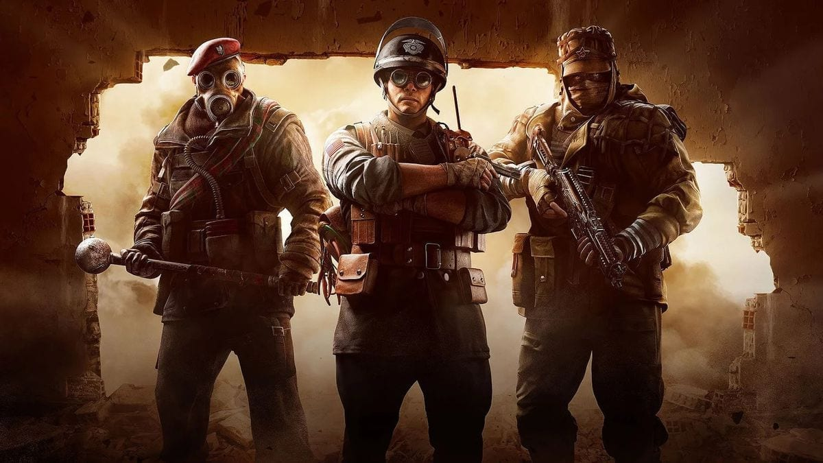 Amazon To Form New Studio With Former Rainbow Six Developers