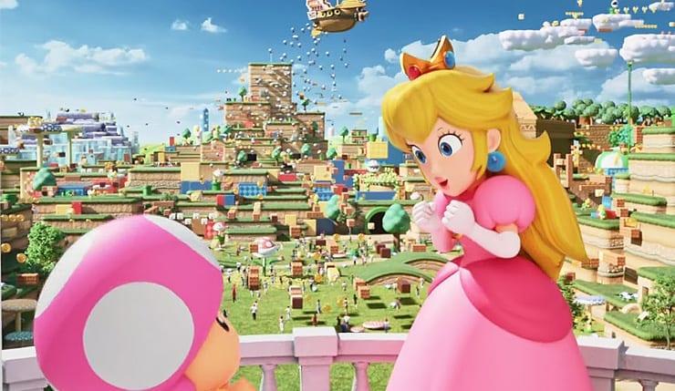 Super Nintendo World Is A Gamer's Dream Come True