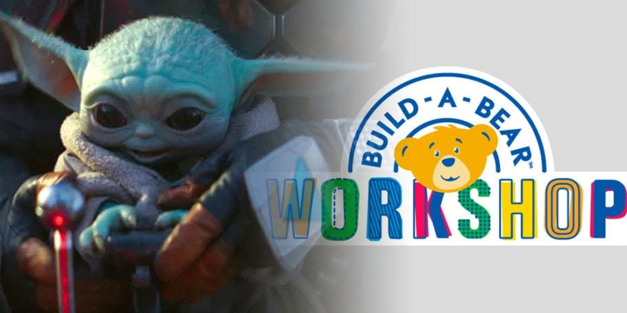 A Baby Yoda Stuffed Toy Is Officially Coming To Build-A-Bear