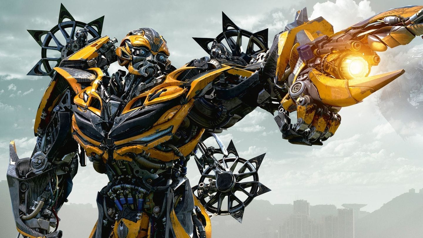 Transformers Movies Are Getting A Reboot