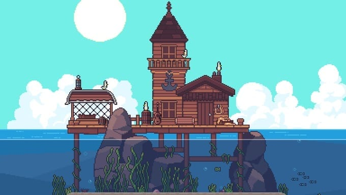 Seablip Is A Stardew Valley-Inspired RPG With Pirates