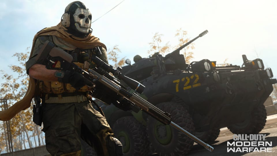 Modern Warfare's Huge Battle Royale Map Reportedly Revealed