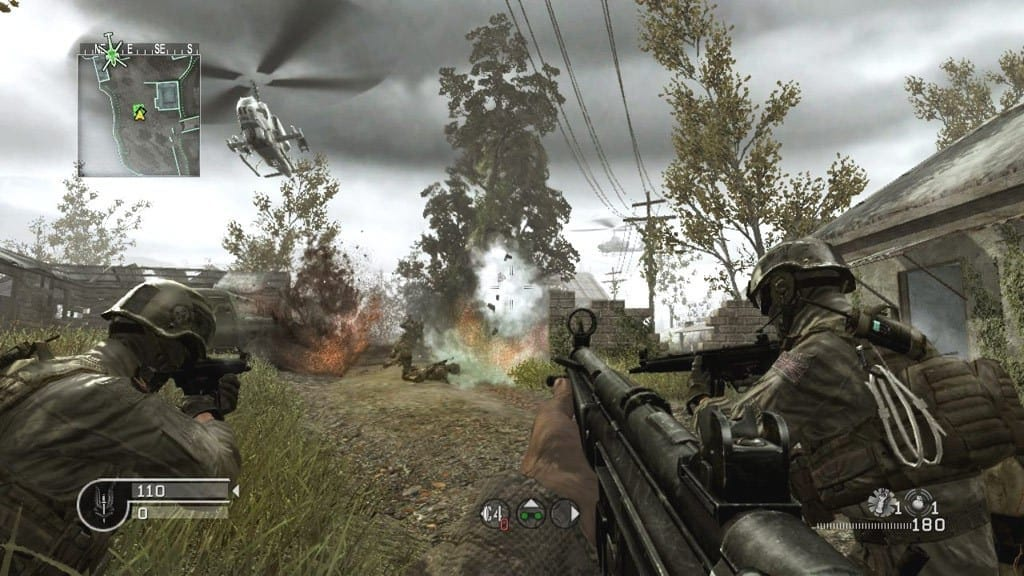 Two More CoD 4 Maps Reportedly Coming To Modern Warfare
