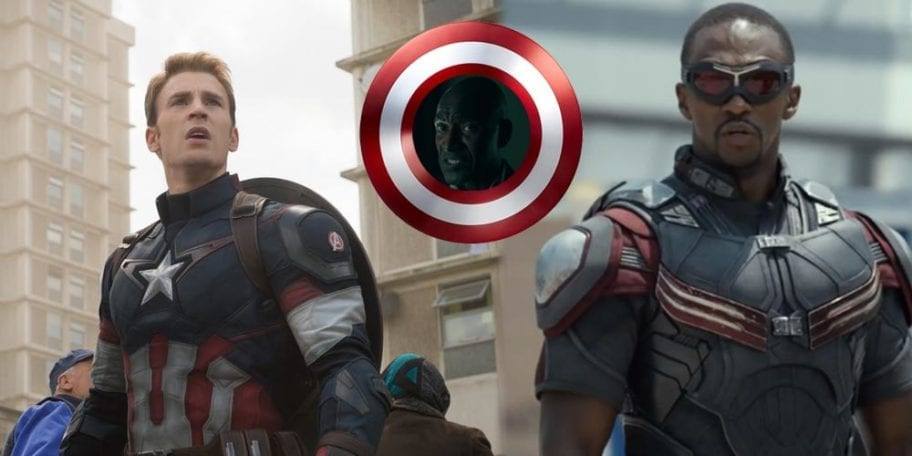 Marvel Will Introduce Black Captain America Before Steve Rodgers