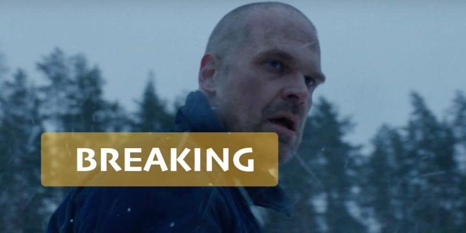Netflix Confirms Hopper Is Alive In Stranger Things Season 4 Teaser