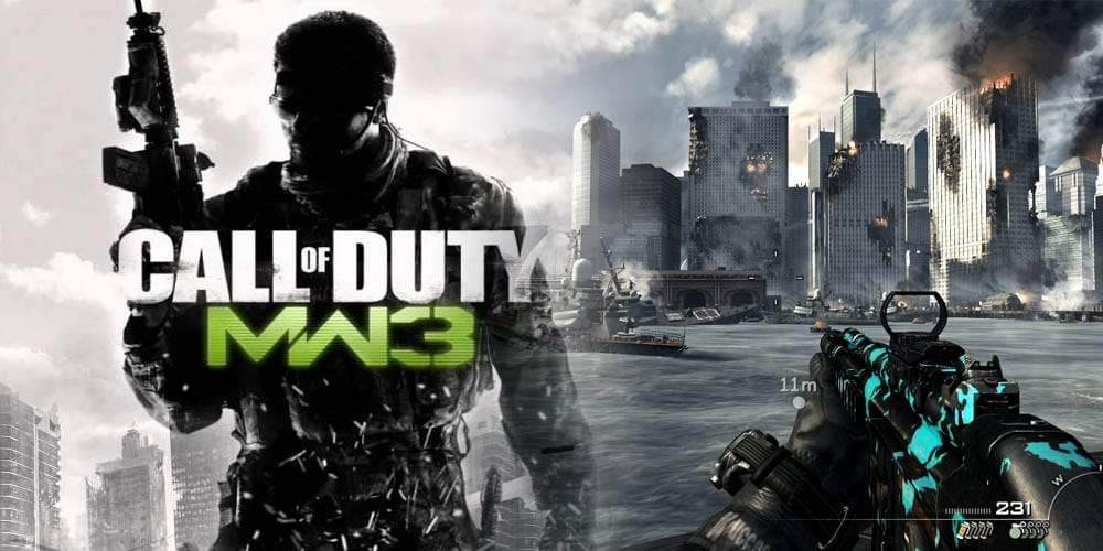Modern Warfare 3 Remastered Landing Soon After Surprise Mw2 Release