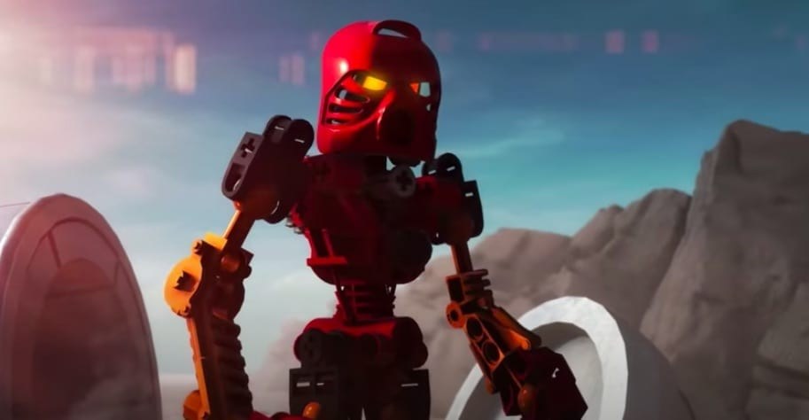 bionicle the game trailer 2