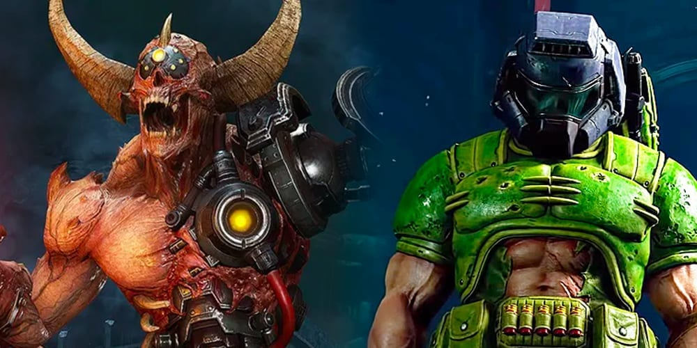 Somebody Completed DOOM Eternal In Under 33 Minutes