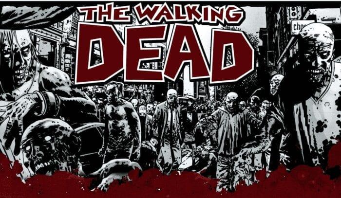 walking dead comic