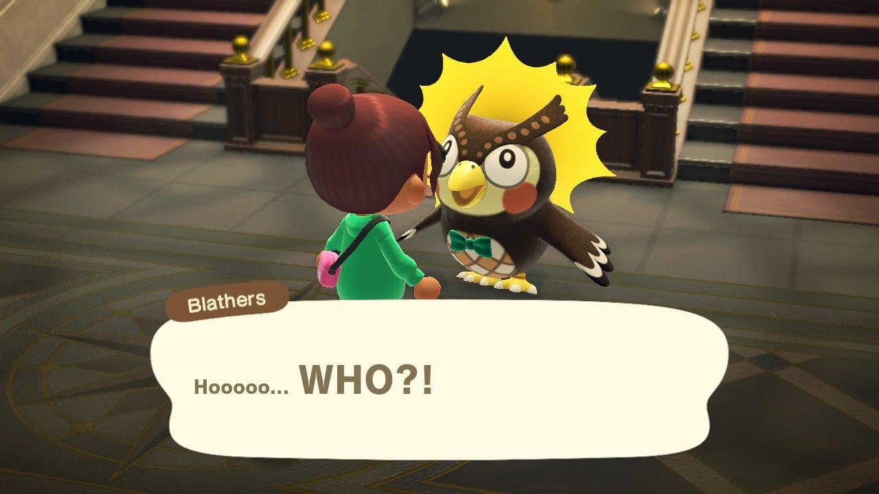 PETA Held An Animal Crossing Protest Against Blathers | GameByte