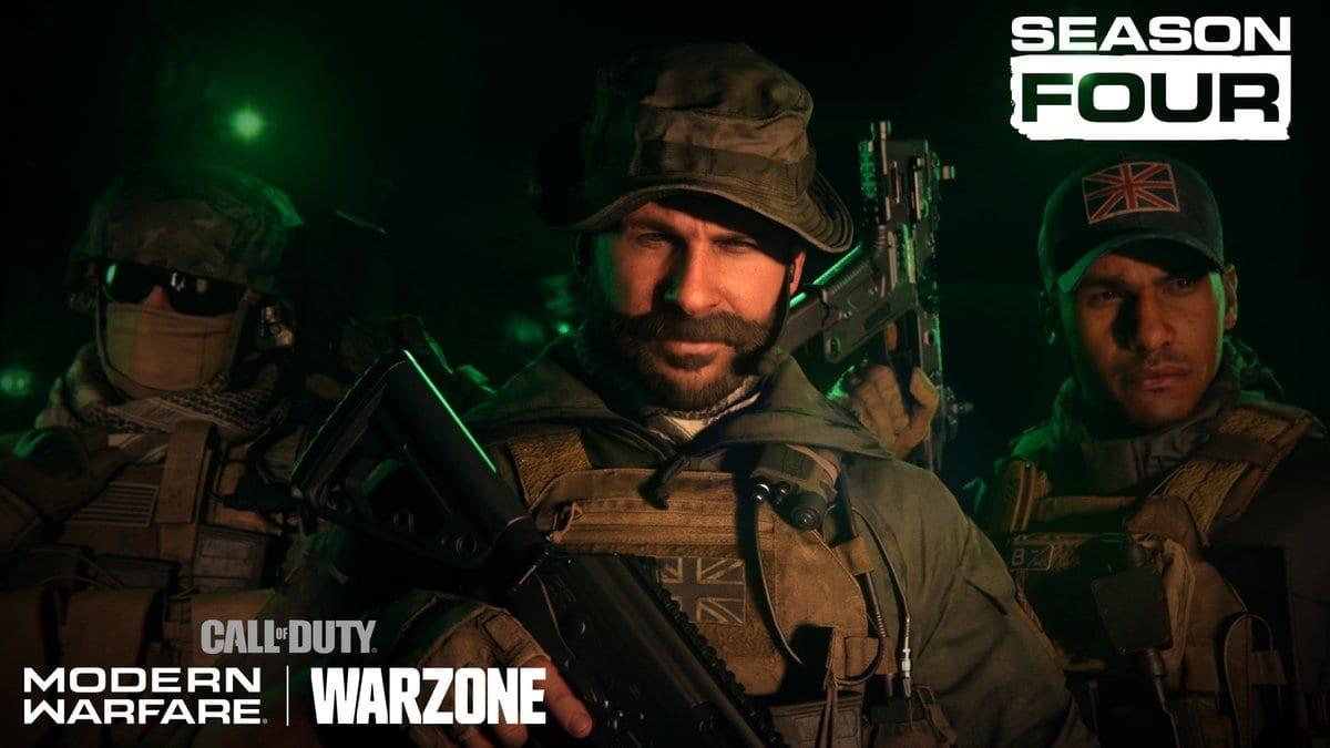 Call Of Duty Season 4 Trailer Confirms Release Date Operators