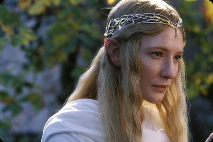 Galadriel in lord of the rings
