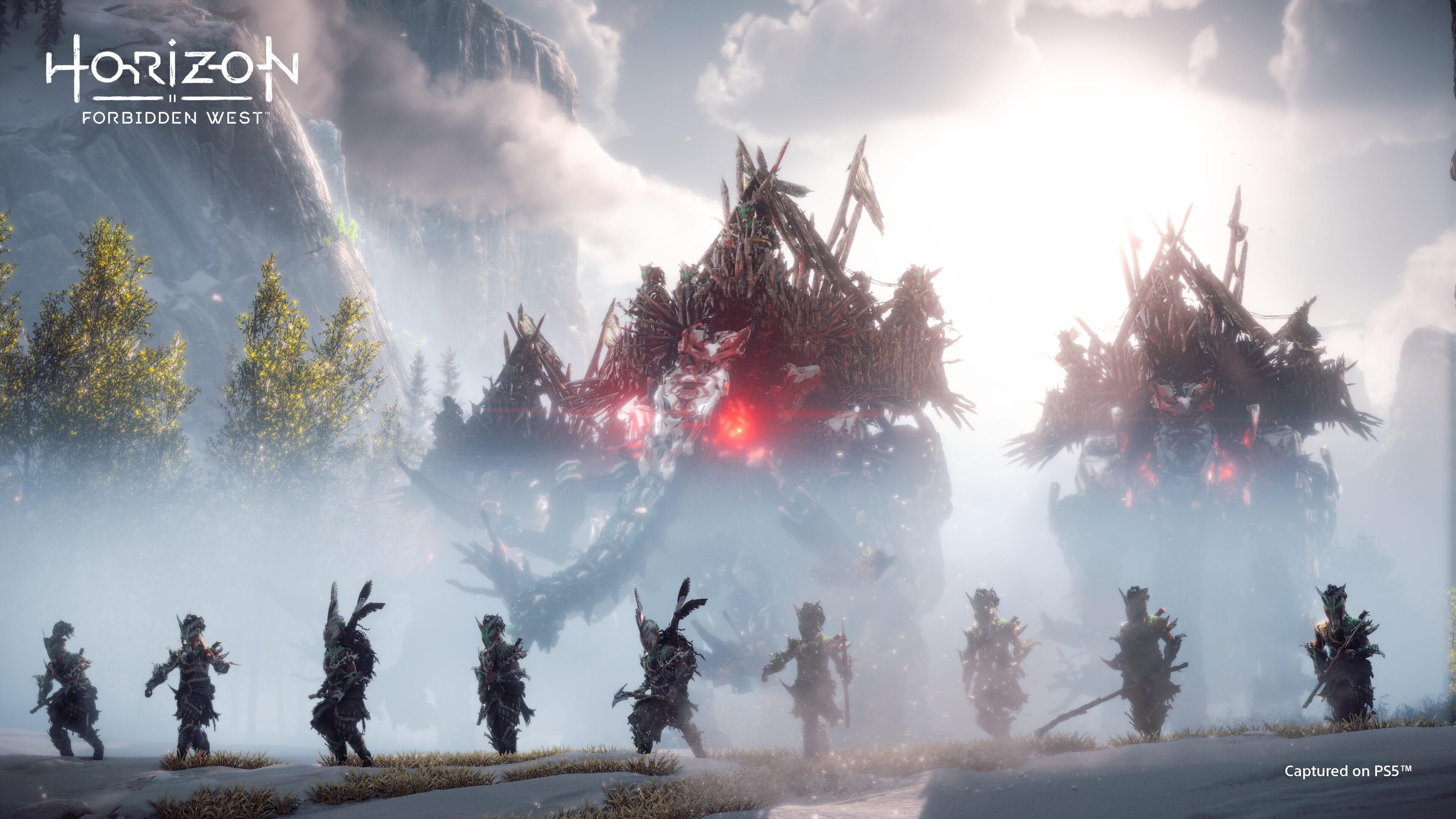 Horizon Zero Dawn Studio Is Seemingly Hiring For An MMORPG