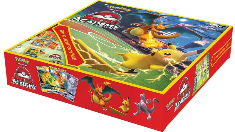 Pokémon Trading Card Game Gets Board Game Adaptation
