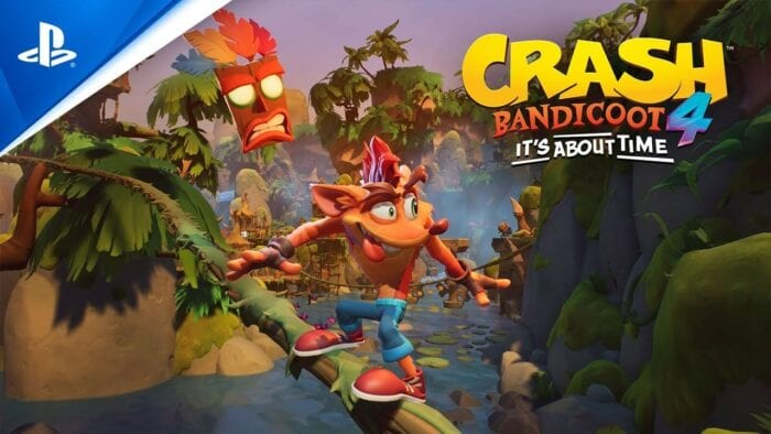 Gamers Petition For Crash Bandicoot Redesign Following Latest Trailer   GameByte