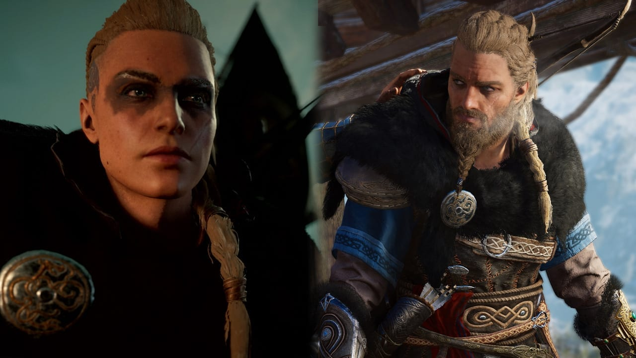 You Can Switch Gender Whenever You Want In Assassin S Creed Valhalla