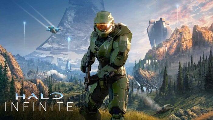 Key art for Halo Infinite