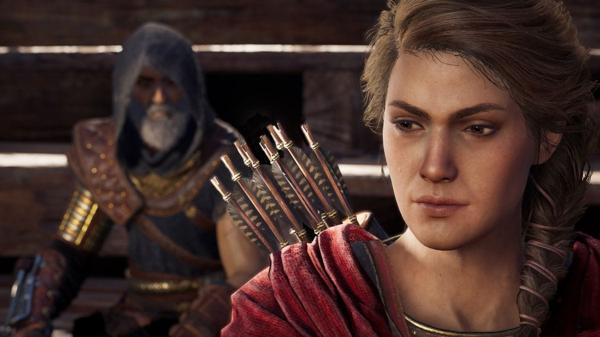 Assassin S Creed Odyssey Would Have Starred Kassandra But Women