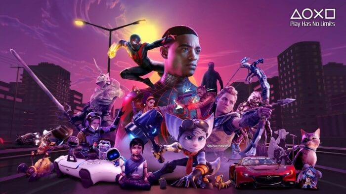 PlayStation fan art by OBlackThunderO