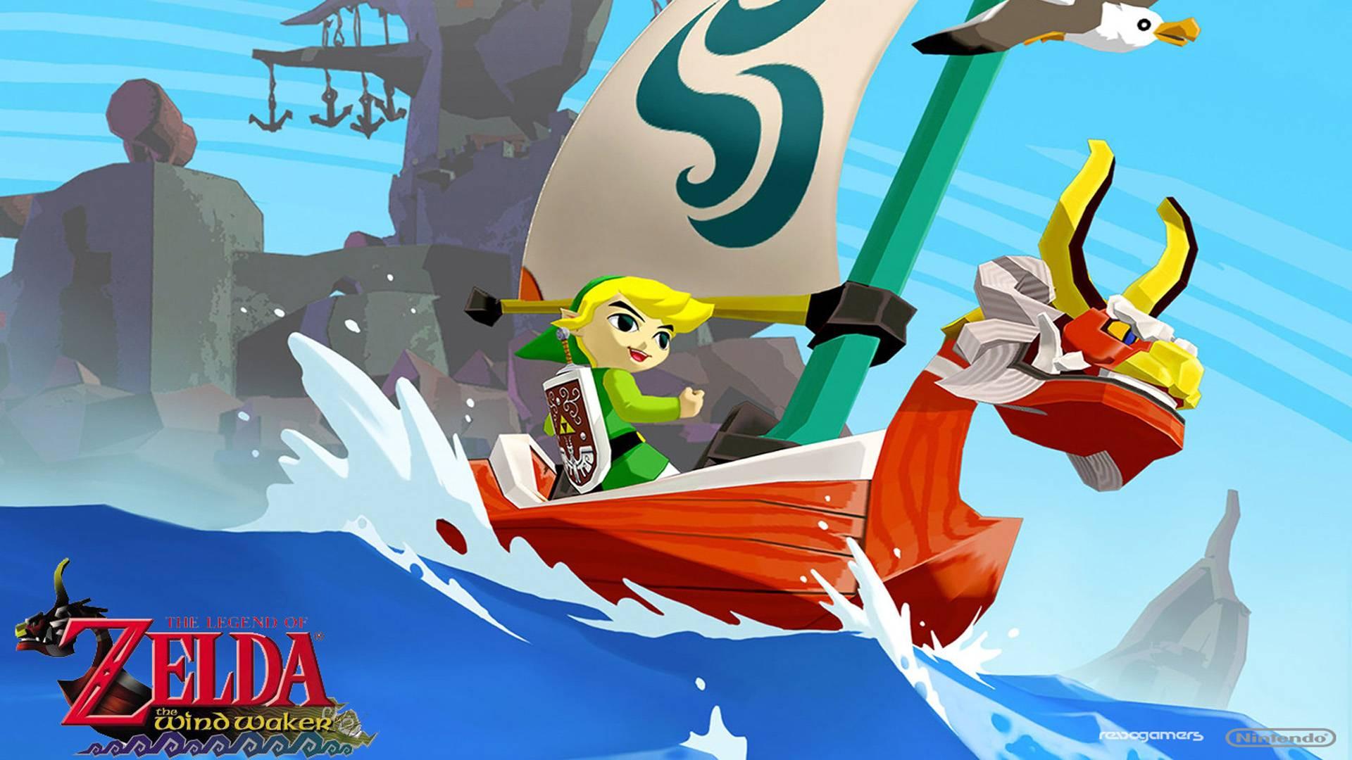 Обложка Zelda