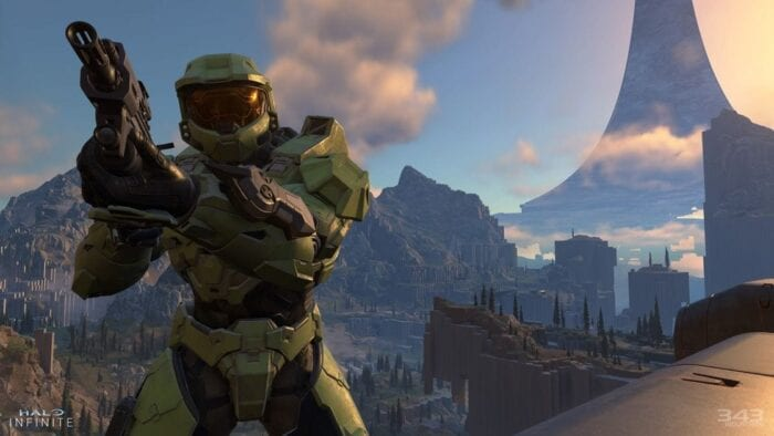 Image from Halo