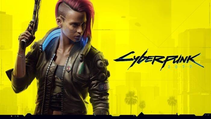 V in Cyberpunk