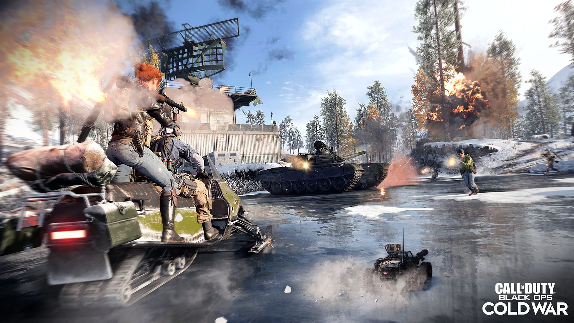 Call of Duty: Black Ops Cold War Multiplayer Adds Health Bars
