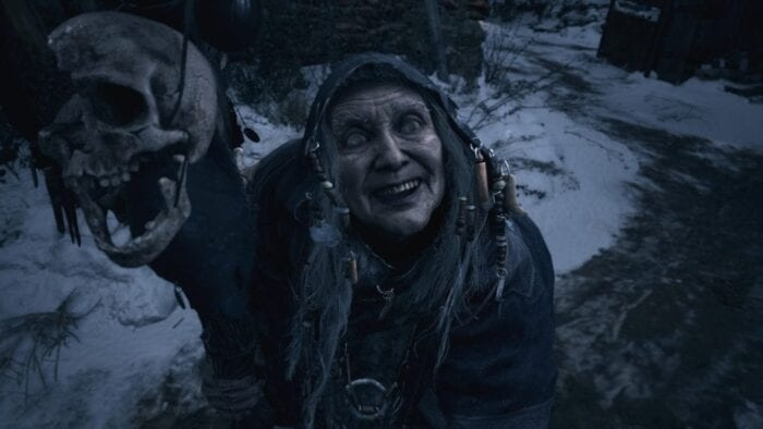Witch in RE 8
