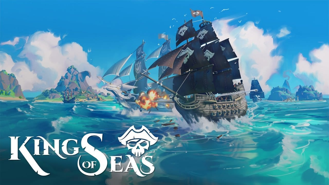 Procedurally-Generated Pirate Adventure 'King Of Seas' Gets Release Date