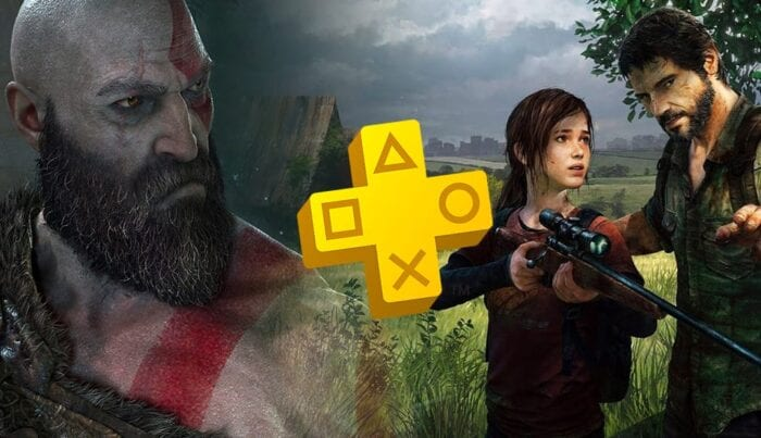 Kratos and tlou blending image