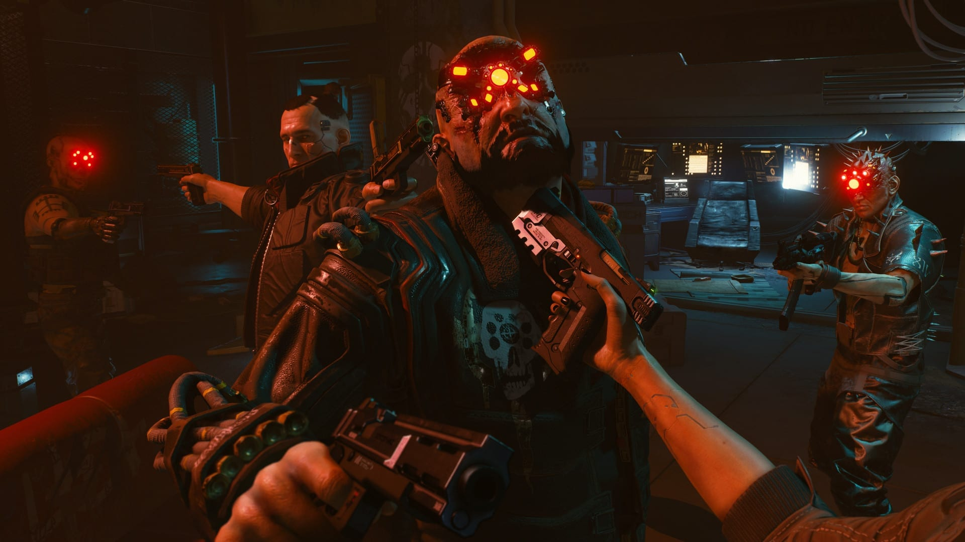 Here's When You Can Pre-Download Cyberpunk 2077